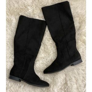 Old Navy Faux-Suede Boots